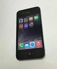 Good Condition - Apple iPhone 4s - 8GB - Black (AT&T) Smartphone - Free Ship