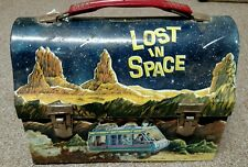 Vintage Thermos Lost In Space Lunchbox