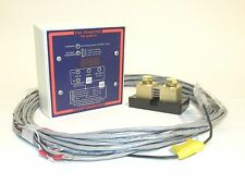 Bogart TriMetric 2030-A Solar Battery Monitor Meter & Box & 500AMP Shunt & Cable