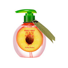 [Holika Holika] Farmer's Market Peach Shower Gel - 240ml