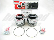 Warn 9790 4WD Manual Locking Hubs 1966-1996 Ford Bronco