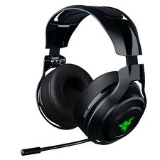 Razer man o 'war 7.1 chroma virtual surround sound wireless gaming headset