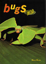 Bugs in 3-D by Mark Blum -- New Old Stock Stereo Photo Book. Now out of print!