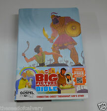 The Big Picture Interactive Bible for Kids, David and Goliath Edition..BRAND NEW