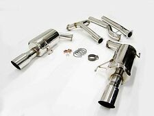 OBX Stainless Steel Catback Exhaust System 05-07 Subaru Legacy GT Wagon 2.5L