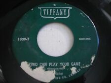 Bob Atcher Two Can Play Your Game / High and Dry 1955 45rpm VG+