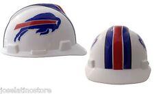 "MSA V-Gard Cap Type Buffalo Bills NFL Hard Hat ""RATCHET"" Suspension FAST SHIP!"