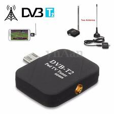 DVB-T2 Micro USB Tuner Mobile TV Receiver Stick For Android Tablet Pad Phone