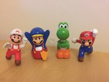 Nintendo Macdonalds Super Mario Toys Collection Bundle Children Kids