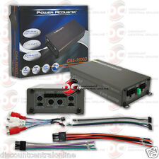 POWER ACOUSTIK CA4.1600D 4 CHANNEL CAR MOTORCYCLE AMP AMPLIFIER 800W RMS
