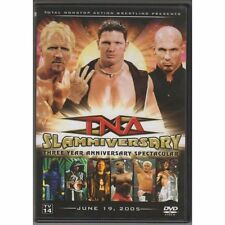Official TNA Impact Wrestling -  Slammiversary 2005 Event DVD