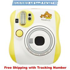 Rilakkuma Fujifilm Instax Mini 25 Cheki Instant Photo Camera Japan Free Shipping