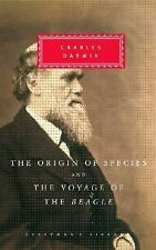 The Origin of Species and the Voyage of the Beagle by Charles Darwin (2003,...