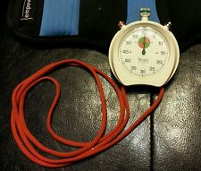 Vintage Sears Mechanical Stopwatch / Timer Working Shock Resistant Coaches Sport
