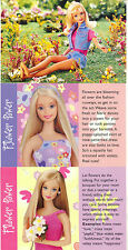 BARBIE PHOTOCARDS PHOTO CARDS 1999 PANINI BASE CARD SET & ALBUM BINDER