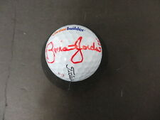 Brian Jordan Signed Titleist Pro V1x Golf Ball Autograph Auto PSA/DNA AB70501