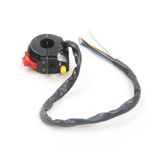 """Motorcycle Electric Bike Scooter 7/8"""" ON OFF Switch for Light Turn Signal Horn"""