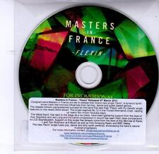 (DV235) Masters In France, Flexin - 2013 DJ CD