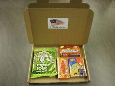 You Tube Challenge Sweet Gift Box /Gift Set - Warheads - Bean Boozled - American