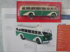 "AUTOBUS-BUS-AUTOCAR-CAR FRANÇAIS ""LE PANHARD MOVIC IE 24"".(1948)-(1/43 éme)."