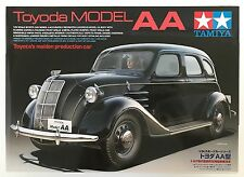 Tamiya 24339 Toyota Model AA (Maiden Production Car) 1/24 Plastic Model Kit NIB