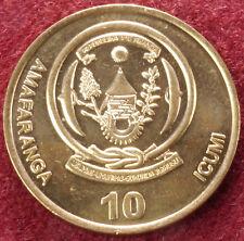 Rwanda 10 Amafaranga 2003 (C1710)