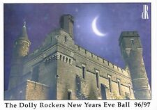 THE DOLLY ROCKERS NYE BALL Rave Flyer Flyers 31/12/96 A5 Central London Castle
