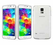 "5.1"" Samsung Galaxy S5 G900T - 4G LTE Android Mobile Phone - White"