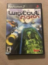 WIPEOUT FUSION complete Playstation 2 PS2