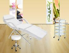 CABINE DE SOINS TABLE DE MASSAGE ALU KINE ESTHETIQUE THALASSO INSTITUT VAPOZONE