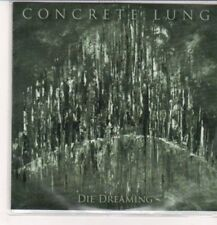 (DC441) Concrete Lung, Die Dreaming - 2012 DJ CD