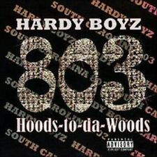 CD • Hardy Boyz • Hoods-To-Da-Woods • Explicit Lyrics