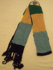 mens 106'' top man multi coloured scarf (676.35)
