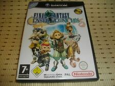 Final Fantasy Crystal Chronicles GameCube und Wii *OVP*