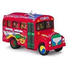 Hallmark 2016 The Electric Mayhem Bus The Muppets Magic Ornament