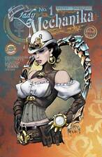 Lady Mechanika 1 Big Ben's Comix Oasis Exclusive