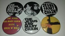 6 The Jesus and Mary Chain pin Button badges Just Like Honey April Skies