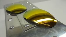 NEW Oakley X Metal Juliet Fire Polarized Lenses ~ Lenses Only ~ 100% Authentic