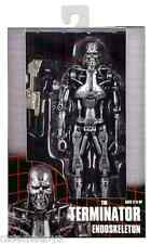 The Terminator 7″ Action Figure T-800 Endoskeleton Deluxe Box Available NOW NECA
