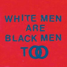 Young Fathers - White Men Are Black Men Too - CD
