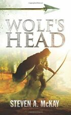 Wolf's Head The Forest Lord - McKay, Steven A. - Paperback