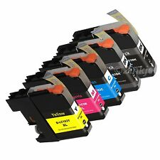 5 Pack New LC103 HY Ink Fits Brother LC103 XL MFC-J870DW, MFC-J875DW with Chip