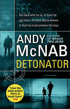 Detonator by Andy McNab (Paperback, 2016)