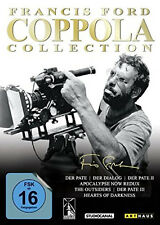7 DVDs * FRANCIS FORD COPPOLA COLLECTION # NEU OVP /