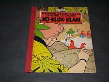 TIBET CHICK BILL  KO-KLOX-KLAN ED ORIGINALE CONGO 1957