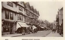 Greengate Street Stafford unused RP old pc WHS Stafford