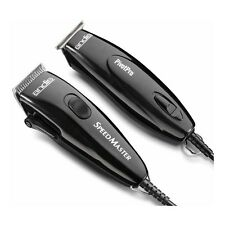 Andis Pivot Motor Combo 24075 Black Professional Barber Trimmer Clippers