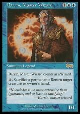 BARRIN, MAGO INSEGNANTE - BARRIN, MASTER WIZARD Magic USG Mint