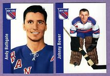 1993-94 Parkhurst Missing Link New York Rangers Team Set