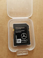 Carte SD GPS MERCEDES (Star1) GARMIN MAP PILOT Europe 2017 v7 (SD CARD)